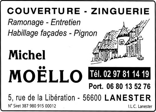 Couvreur à Lanester et Zinguerie Ramonage et entretien de pignon
