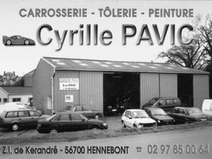Garage Cyril Pavic